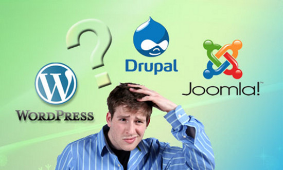 WordPress vs Joomla vs Drupal. ¿Cuál es el mejor CMS para mi proyecto?