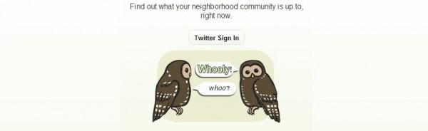 Microsoft lanza Whooly, conectando vecindarios a través de Twitter