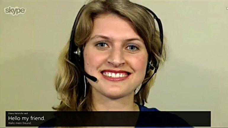 Skype permitirá traducir las llamadas en tiempo real