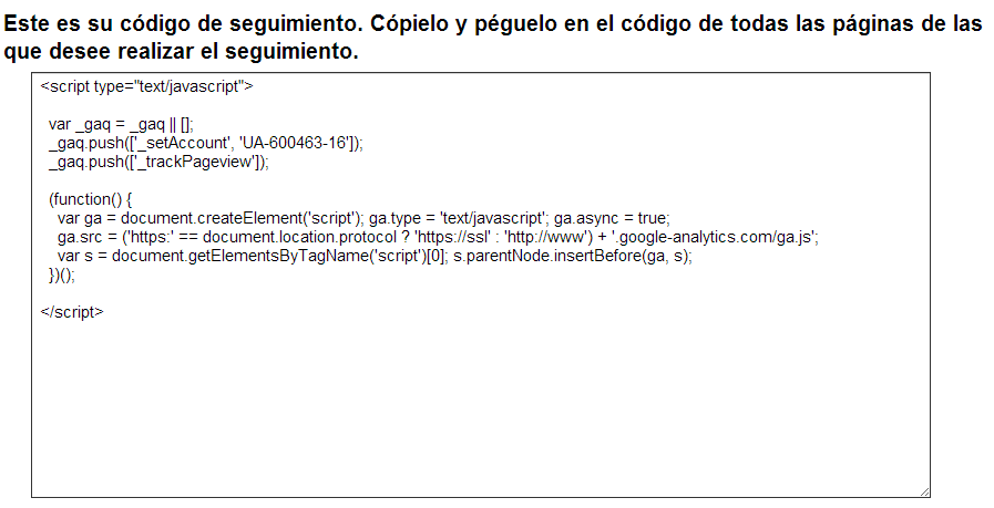 Cómo instalar Google Analytics en WordPress sin plugins