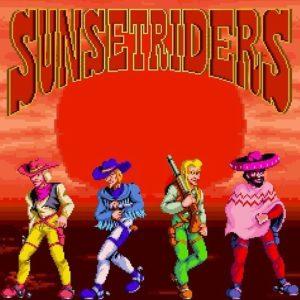 Portada Sunset Riders